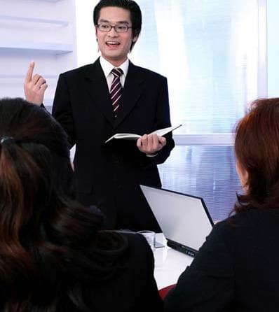 Để thuyết trình thành công, bạn cần gì?