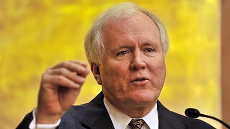 edward liddy Former american international group inc chief executive officer edward liddy defended his decision to work closely with the government at the time of the company's 2008 bailout, saying he hoped to win concessions on the harsh terms of an $85 billion loan liddy's testimony capped a weeklong.