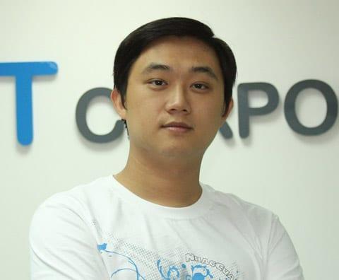 CEO nhaccuatui Nhan The Luan
