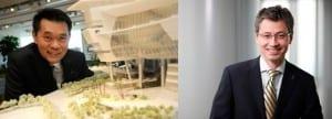 CEO CapitaMalls Asia Lim Chee Beng