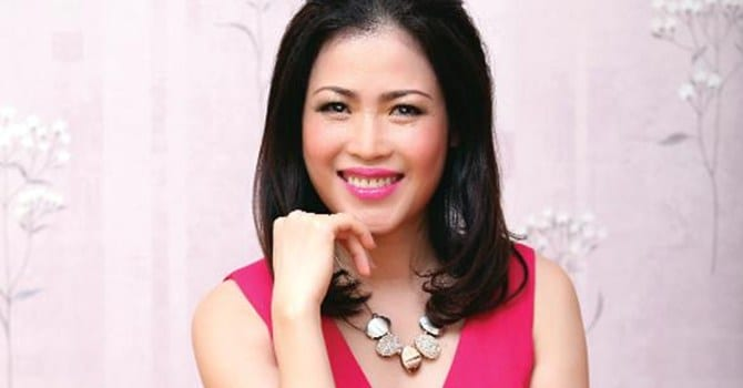CEO Duong Thu Huong